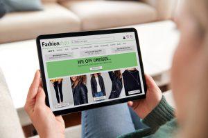venda online de roupas
